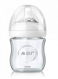 Philips AVENT Biberon Natural verre, plusieurs tailles au choix de la marque Philips AVENT image 0 produit