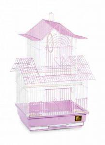 Prevue Hendryx Sp1720–3Shanghai Cage à perruches, Lilas et Blanc de la marque Prevue Hendryx image 0 produit