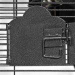 Prevue Pet Products Petite Cage à Oiseaux Dometop 3161blk martelé, Noir de la marque Prevue Hendryx image 2 produit