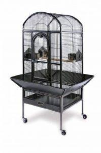 Prevue Pet Products Petite Cage à Oiseaux Dometop 3161blk martelé, Noir de la marque Prevue Hendryx image 0 produit