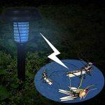 Rameng Lampe de moustique, Lumière solaire Lampe Anti-moustique pour jardin de la marque Rameng image 4 produit