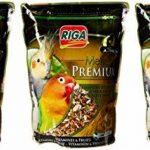 Riga (petfood) Menu Premium Grandes Perruches Vitamines et Fruits Doypack de 800 g - Lot de 3 de la marque Riga image 3 produit