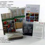 SAFLAX - Kit cadeau - Fleur chauve-souris - 10 graines - Tacca chantrieri de la marque SAFLAX image 1 produit