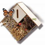 Ses France 25008 - Kit De Loisirs Créatifs - L'hôtel Des Insectes de la marque Ses France image 2 produit