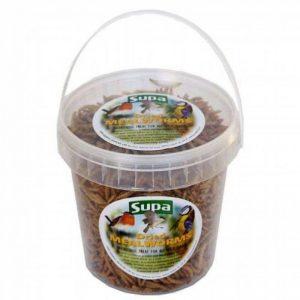 Supa Mealworms séchées 1000ml de la marque Supa image 0 produit