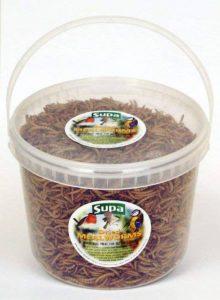 Supa Mealworms séchées 3ltr de la marque Supa image 0 produit