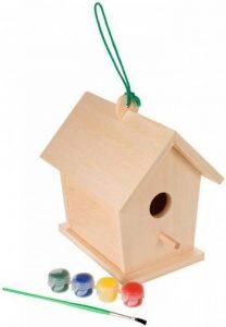 Toysmith construire et de peinture d'un birdhouse de la marque Toysmith image 0 produit