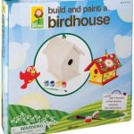 Toysmith construire et de peinture d'un birdhouse de la marque Toysmith image 1 produit