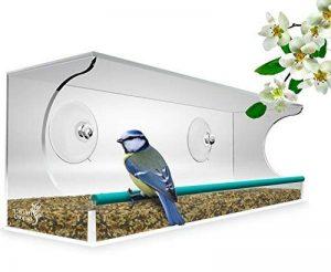 Urban Utopia Mangeoire de fenêtre - nichoir de grande qualité de la marque Urban Utopia image 0 produit
