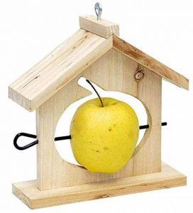 Verdemax 572218x 6x 20cm Bois de pin Mangeoire pour Apple de la marque Verdemax image 0 produit