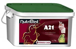 VERSELE LAGA Nobby - Nutribird A21 - Aliment pour oiseaux tropicaux - 3 kg de la marque VERSELE LAGA image 0 produit