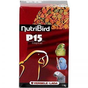 VERSELE LAGA Nutribird P15 Tropical Aliment d'Entretien pour Oiseau 1 kg de la marque VERSELE LAGA image 0 produit