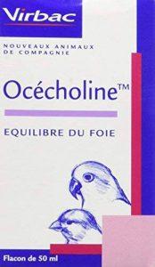 Virbac Ocecholine pour Oiseau Flacon de 50 ml de la marque Virbac image 0 produit