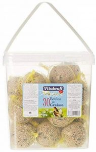 Vitakraft Seau de 30 Boules de Graisse de la marque Vitakraft image 0 produit