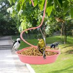 wandlee simple à suspendre Humming canari Parrot Pigeon Sauvage Mangeoire pour oiseaux de la marque WandLee image 2 produit