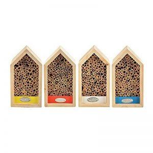 Wild on wildlife Hotel à abeilles solitaires - Bleu de la marque Wild on wildlife image 0 produit