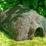 Wildlife World Hogitat Maison pour Hérissons Structure Acier Couvert avec Fibre de la marque Wildlife World image 2 produit