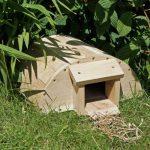 Wildlife World l'Authentique Maison pour Hérissons en Bois FSC de la marque Wildlife World image 2 produit
