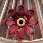 WOODLINK - Bird Feeder, Hummingbird, Embossed Glass, 14-oz. de la marque Woodlink image 4 produit
