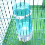 Yuccer Distributeur d'Eau de hamster, Distributeur Automatique de Nourriture pour Animaux de Compagnie pour Cobaye, Lapin, Oiseau et Mini Hérisso (2 Pack) de la marque Yuccer image 4 produit