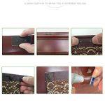 ZHFC l'air conditionné Rideau Anti - moustiques Partage Partage Ménages Rideau Souple en Plastique Transparent,a_150x220cm de la marque ZHFC Ménage image 3 produit