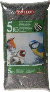 Zolux Graines de tournesol sac de 5 kg pour oiseaux de la nature de la marque Zolux image 0 produit